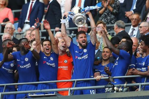 Chelsea are the defending FA Cup champions
