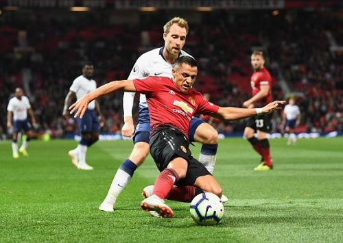Tottenham beat United 3-0 at Old Trafford