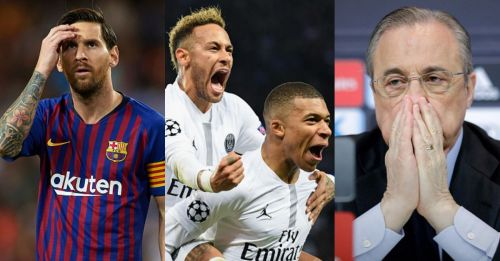 Paris Saint-Germain are reportedly planning mind-blowing raids for Barcelona and Real Madrid superstars