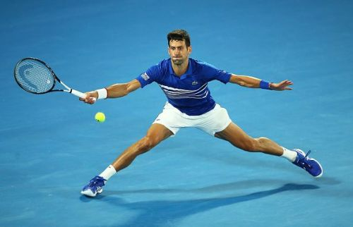 Can Djokovic win a third Grand Slam on the trot?