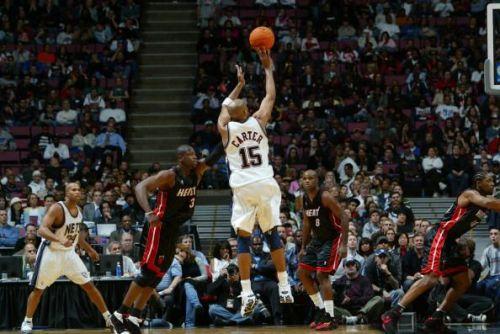 Miami Heat v New Jersey Nets