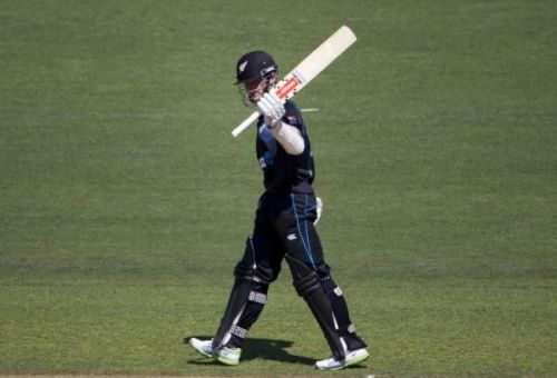 Image result for Kane Williamson 71 – Napier (2014) vs India