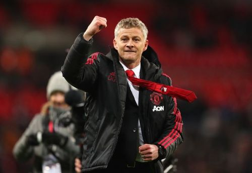 Solskjaer made it six wins out of six
