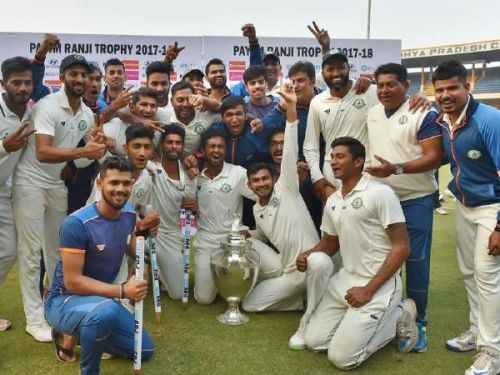 Image result for Ranji Trophy 2018/19 semi-finals