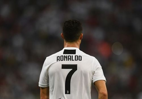 Ronaldo is a legend of the game