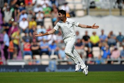 Bumrah was India's highest wicket-taker in 2018