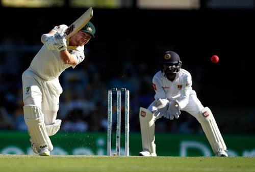 Head was unbeaten on 71 with Test debutant Kurtis Patterson yet to score and Australia going to dinner at 249 for five