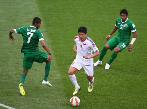 DPR Korea's Jong Il-gwan will look to sign off the 2019 Asia Cup with a victory