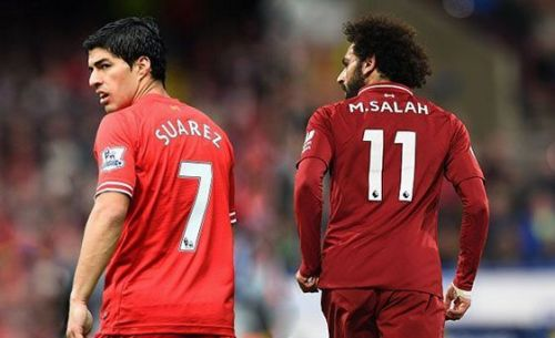 Suarez and Salah together in attack for Liverpool?