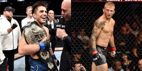 UFC Fight Night 143: Henry Cejudo vs TJ Dillashaw