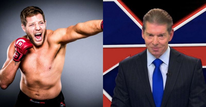 MMA News: Vince McMahon's advice to Jack Swagger on his MMA