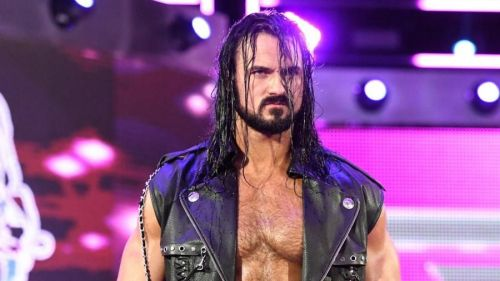 Drew McIntyre recently announced his entry for the 2019 Royal Rumble.