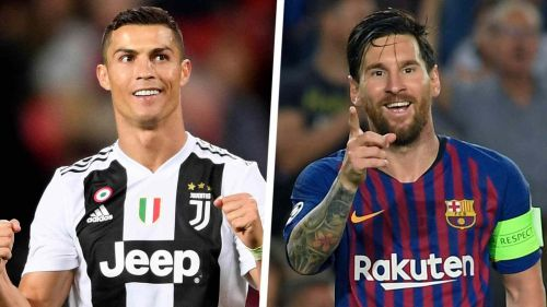 Ronaldo and Messi have redefined goalscoring
