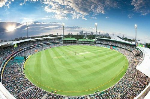 The Sydney Cricket Ground - Not a happy hunting ground for Team India