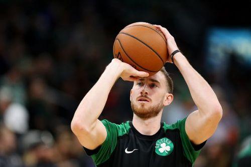 Dallas Mavericks v Boston Celtics
