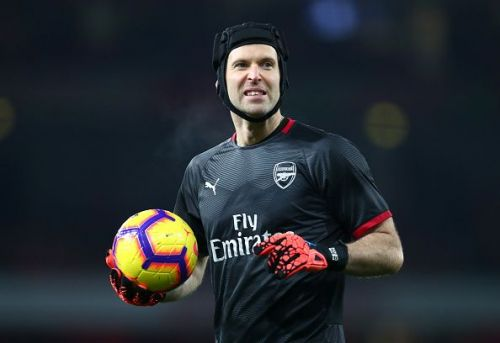 Cech has just decided to hang up his boots