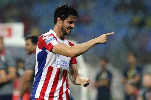 The Spanish midfielder put in a tremendous shift (Image Courtesy: ISL)
