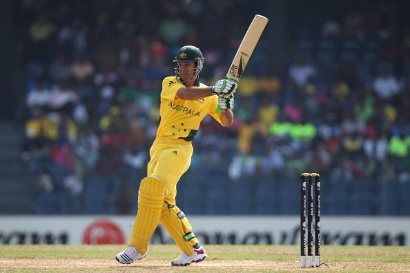 Australia v Pakistan: Group A - 2011 ICC World Cup