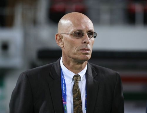 Stephen Constantine resigned as India head coach on Monday
