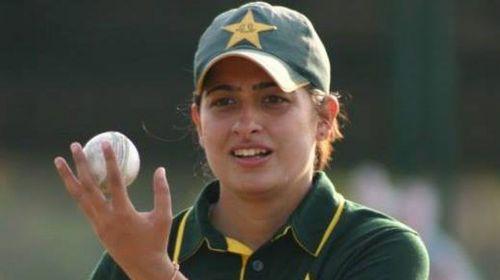 Sana Mir,Pakistan
