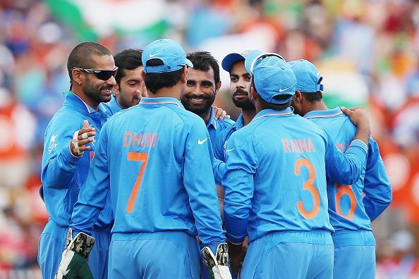 India v Ireland - 2015 ICC Cricket World Cup