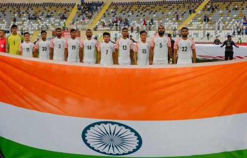 Sunil Chhetri has admitted that UAE will be a bigger hurdle than Thailand (Image: AIFF Media)