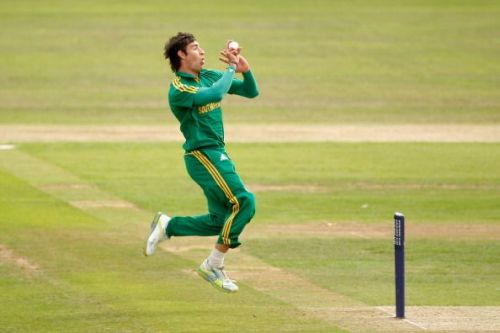 Duanne Olivier will get a chance to showcase his talent in the absence of Dale Steyn
