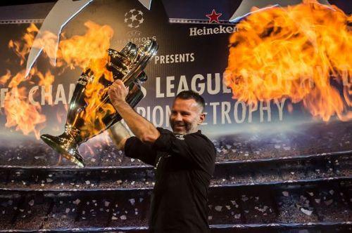 UEFA Champions League Trophy Tour presented by Heineken - Cairo