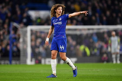 Ethan Ampadu plays with a maturity above his teenage years