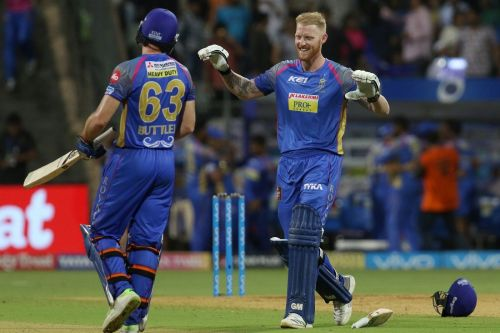 Stokes and Buttler will head back to England to prepare for the World Cup
