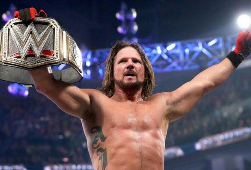 It would be a shocker if AJ Styles wins the WWE Championship yet again, but will he lose to Bryan for the Third time?
