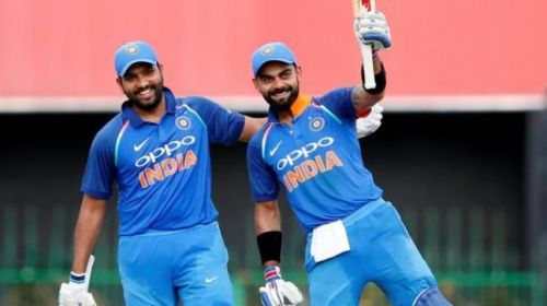 Kohli and Rohit Sharma will be key to India's World Cup campaign