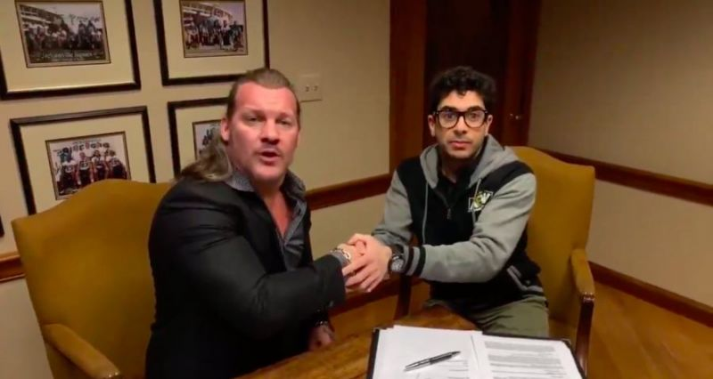We now know how long Jericho is contracted for