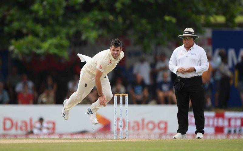 anderson 5 wickets