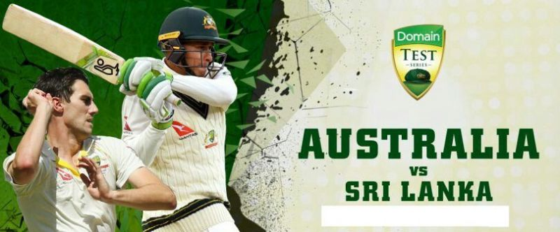 Sri Lanka And Australia Will Clash In Domain Test Series 2019