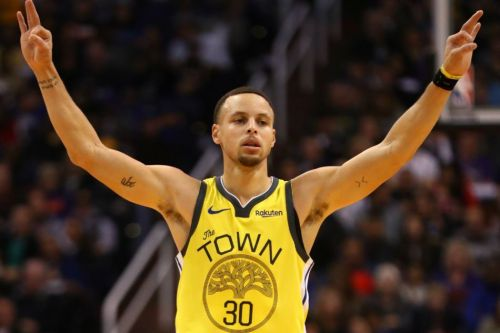 The Warriors have won three titles in the previous four years