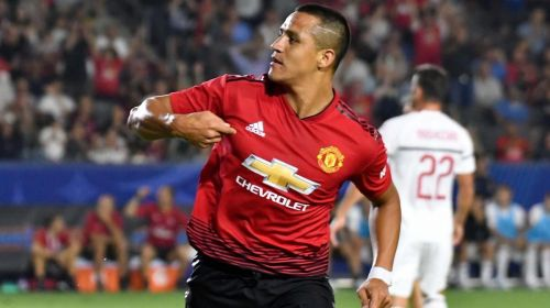 Alexis has only scored once this season