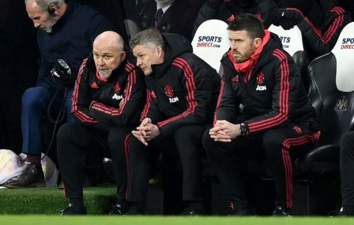 With the appointment of Solskjaer, there has been a degree of continuity in the team and the credit must also go to his backroom staff