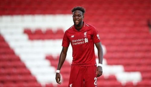 Origi could be a wise investment if Spurs sign him