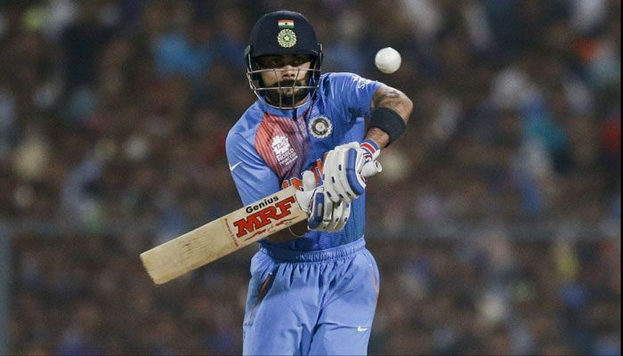 Virat Kohli has signed a long term deal with MRF