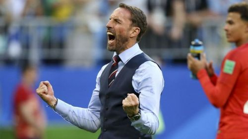 Gareth Southgate was in contention to take over at Manchester United