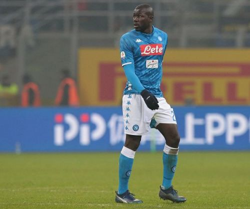 Koulibaly is one of the world's top centre backs
