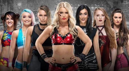 NXT UK Women's