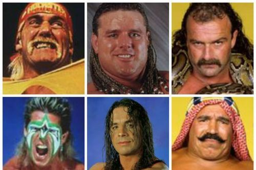 Old School WWE