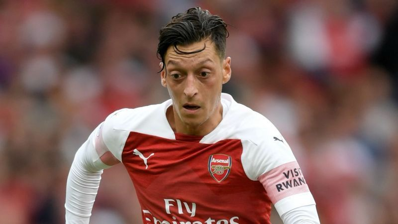 Ozil could be on the move this month