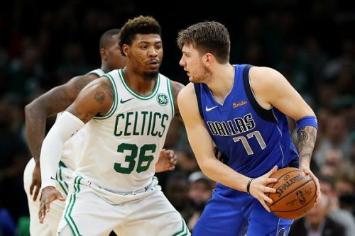 Luka Doncic is the leading contender for ROTY