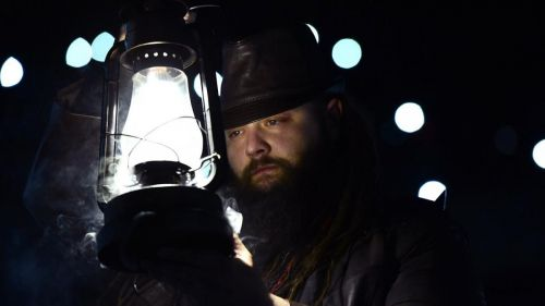 Wyatt may not be the most obvious pick to win the Rumble, but he would be an interesting one.