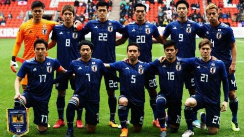 Can Japan win the title?