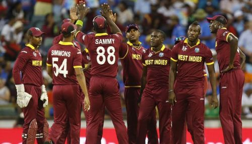 The mighty West Indies