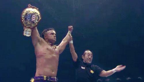 Juice Robinson is a two-time US Champion